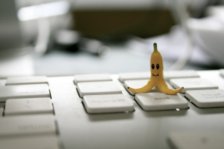 Funny Banana - Obrázkek zdarma pro LG Optimus M