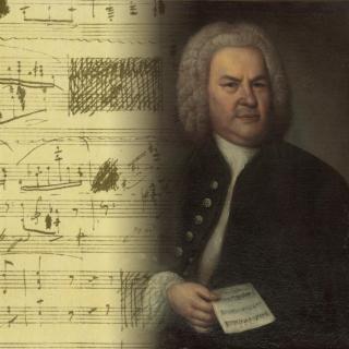 Johann Sebastian Bach - Obrázkek zdarma pro iPad mini