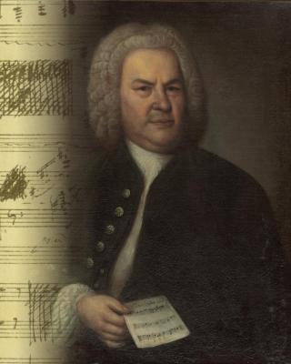 Johann Sebastian Bach - Obrázkek zdarma pro Nokia C2-05