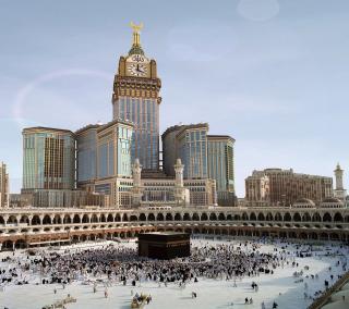 Makkah - Mecca - Obrázkek zdarma pro iPad Air