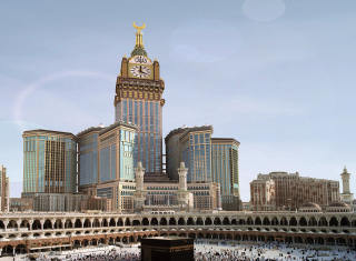 Makkah - Mecca - Obrázkek zdarma pro 480x400