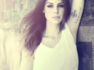 Lena Meyer Landrut German Singer Wallpaper for Android, iPhone and iPad
