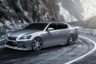 Lexus GS 350 F Sport Wallpaper for Android, iPhone and iPad