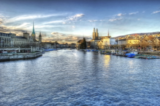 Free Switzerland - Zurich Picture for Android, iPhone and iPad