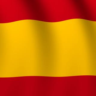 Spain Flag - Obrázkek zdarma pro iPad mini 2