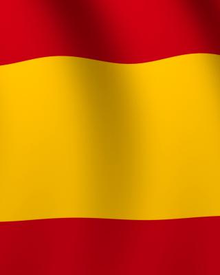 Spain Flag - Obrázkek zdarma pro 480x640
