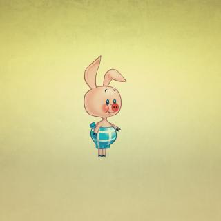 Piglet - Obrázkek zdarma pro iPad