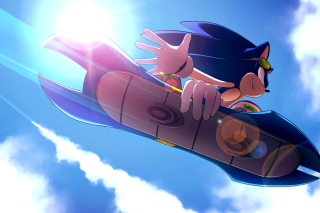 Play Sonic the Hedgehog Game - Obrázkek zdarma pro Widescreen Desktop PC 1280x800