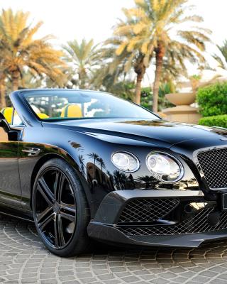 Bentley Continental GT - Obrázkek zdarma pro iPhone 4
