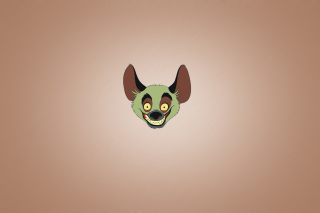 Hyena Smile - Lion King Picture for Android, iPhone and iPad