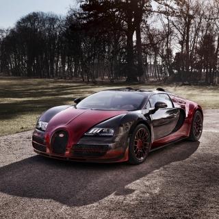 Bugatti Veyron Grand Sport Vitesse - Obrázkek zdarma pro iPad mini 2