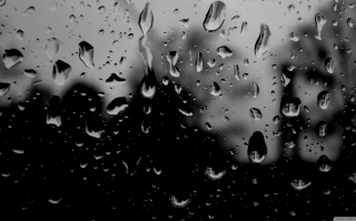 Dark Rainy Day Picture for Desktop 1920x1080 Full HD