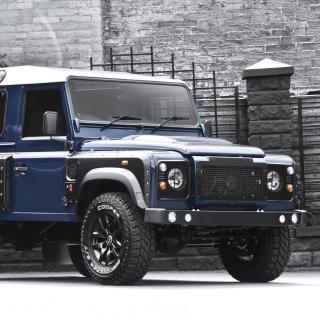 A Kahn design Land Rover Defender 2.2 - Obrázkek zdarma pro 128x128