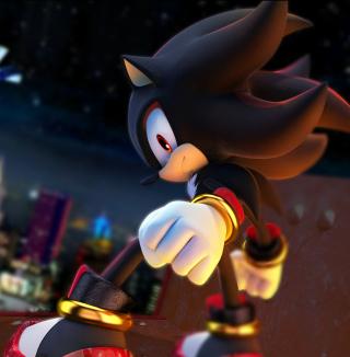 Super Sonic - Obrázkek zdarma pro iPad