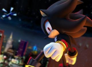 Super Sonic - Obrázkek zdarma pro Samsung Galaxy S6