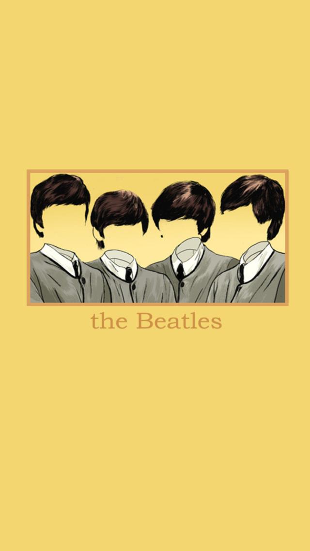 The beatles wallpaper for iphone 5 - Beatles iphone wallpaper ...