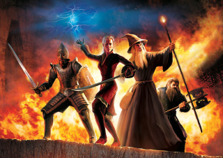 Free The Lord of the Rings: The Third Age Picture for Android, iPhone and iPad