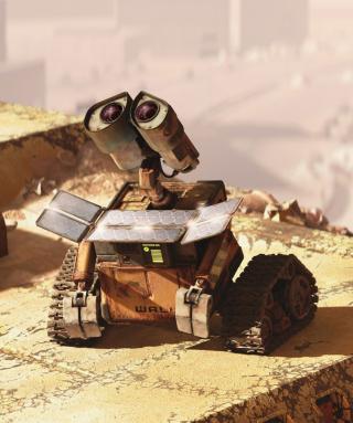 Wall E Looking Up - Obrázkek zdarma pro Nokia C-Series