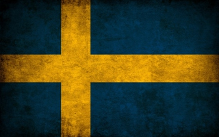 Sweden Flag Background for Android, iPhone and iPad