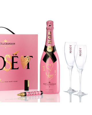Moet Chandon Champagne - Obrázkek zdarma pro Nokia Asha 303