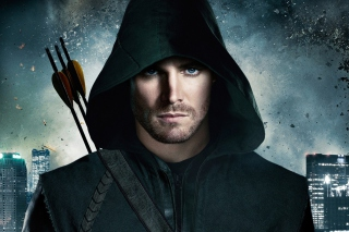 Oliver Queen Arrow Background for Android, iPhone and iPad