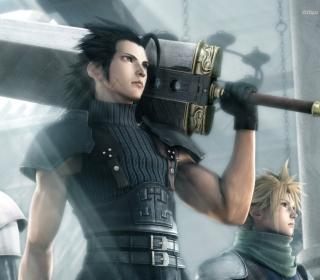 Crisis Core Final Fantasy Vii Game - Obrázkek zdarma pro iPad Air