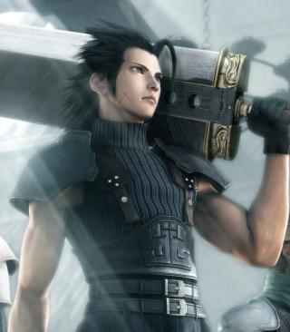 Crisis Core Final Fantasy Vii Game - Obrázkek zdarma pro iPhone 3G