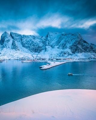 Lofoten Island - Obrázkek zdarma pro 480x640