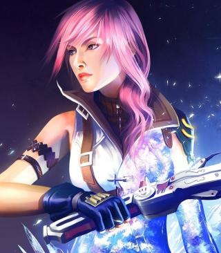 Final Fantasy XIII - Obrázkek zdarma pro Nokia C2-05