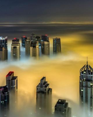 Dubai on Top - Obrázkek zdarma pro Nokia 300 Asha