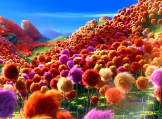 Fluffy Valley Picture for Android, iPhone and iPad