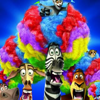 Madagascar - Obrázkek zdarma pro iPad mini