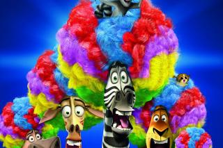 Madagascar - Obrázkek zdarma pro Samsung Galaxy Ace 4