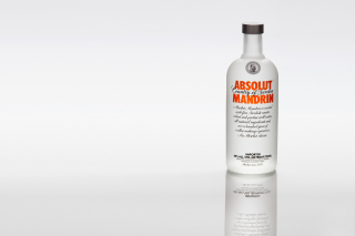 Absolut Vodka Mandarin Picture for Android, iPhone and iPad