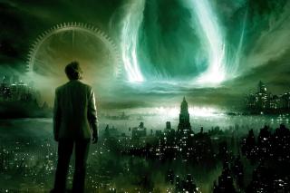 Futuristic World - Obrázkek zdarma pro Motorola DROID 2