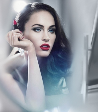Megan Fox - Obrázkek zdarma pro Nokia C1-02