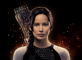 Картинка The Hunger Games: Catching Fire на телефон