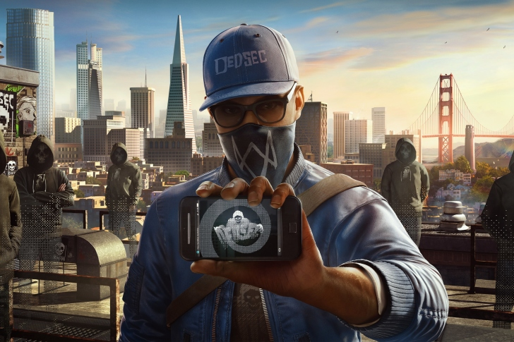 Watch Dogs 2 Dedsec wallpaper