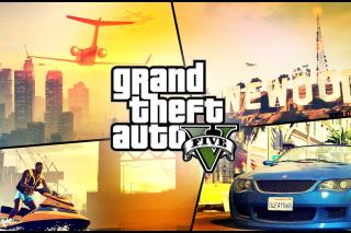 Rockstar GTA 5 - Obrázkek zdarma pro 1280x1024