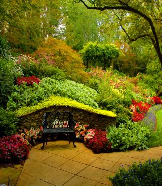 Secret Garden In China - Obrázkek zdarma pro 360x480