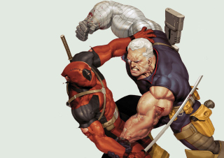Deadpool - Fondos de pantalla gratis