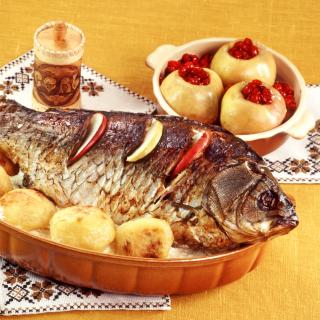 Seafood - Obrázkek zdarma pro 128x128