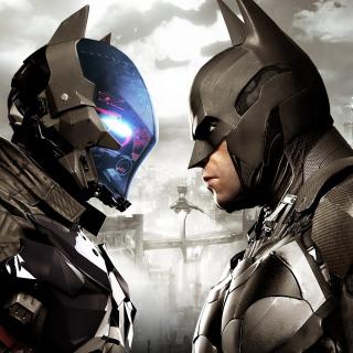 Batman Arkham Knight - Obrázkek zdarma pro iPad mini