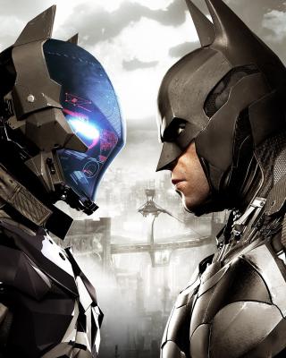 Batman Arkham Knight - Obrázkek zdarma pro 320x480