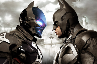 Batman Arkham Knight Background for Android, iPhone and iPad