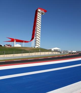United States Grand Prix - Formula 1 - Obrázkek zdarma pro Nokia C1-01