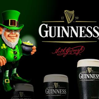 Guinness Beer - Obrázkek zdarma pro iPad 2