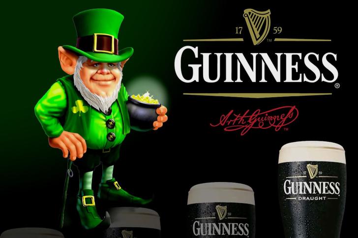 Guinness Beer Wallpape...