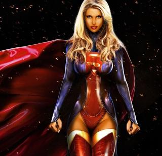dark supergirl wallpaper - photo #47