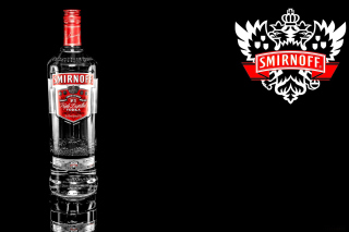 Smirnoff Vodka Background for Android, iPhone and iPad
